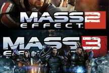Mass Effect stuff