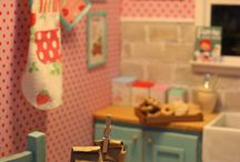 Hobbies: Dollhouse / by Rose Brandenburg