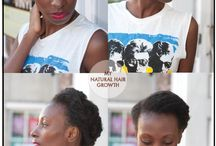 Roll, Tuck N' Pin (personal challenge) / Natural hairstyles for african american women