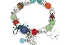 Bracelets / Bangles, Bracelets, Charms, Cuffs.