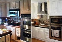 Before and After / Before and After pictures of Kitchen and Bathroom Installations