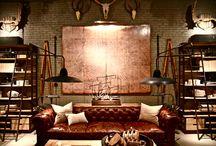 Sofa Cognac Caramel