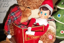 Elf on the shelf / by Jeanette Martinez