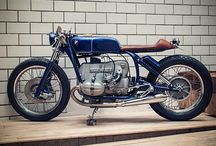 cafe racers & customs