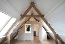 Cranleigh House / Idea for ceiling