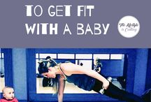 Fitness Challenge- Getting in shape for new mums / 30 days of health and fitness challenge from The Lifestyle is Calling