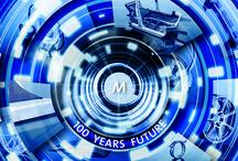 Mubea 100 Jahre Event visuelle Gestaltung