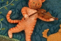 Embroidery masters / Wee Folk embrioderies & others