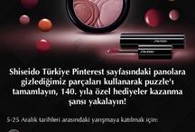 shiseidoile140yıl / stnbld@gmail.com aysun düzgün