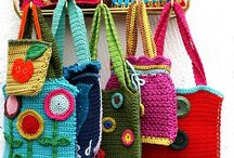 Crochet - Bags / by Kate T