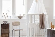 Nursery Ideas / Cool schemes for children's rooms