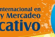 Ponente en el I Congreso Internacional de Gestión y Mercadeo Educativo / Ponente en el I Congreso Internacional de Gestión y Mercadeo Educativo