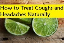 How to Treat Coughs and Headaches Naturally