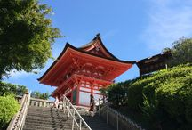 Travel to Kyoto and I Osaka in 2014.9 / I went to travel to meet my boyfriend in Sep. 2014. My life changed in this travel .