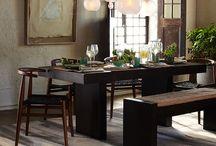 Dining Room Ideas / by Tiffany Bills