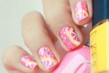 Kamryn's nails / by Kimberly Bremer