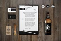 Beer · Wine · Spirits & Design / A board where my love for drinking and my love for design meets.