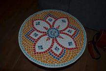 mozaiek eigen werk