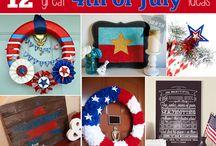 4th of July  / by Leia Salinas-Berg