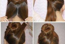 Haare Alltag