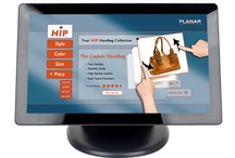 Planar Desktop and Touchscreen Monitors