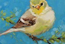 paintings- animal