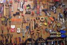 organização ferramentas