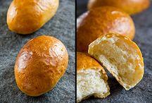 Bread & Buns / Brot & Brötchen