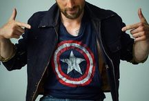 kapitan Ameryka / Chris Evans