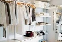 Dressing/storage room