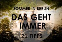 Reisen in Deutschland und Europa