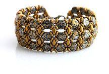 Honeycomb bead