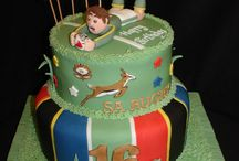 South African themed cakes