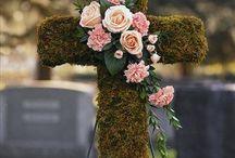 dekoracjena groby