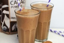 smoothies for breakfast / by Shawna Gardner