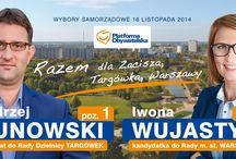 Wybory 2014 / Kampania 2014