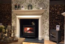 Fireplaces / Beautiful fireplace ideas for you living room.