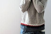 Knits sweater