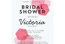 bridal shower brunch