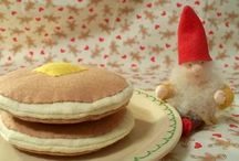 Fun with Felt and Wool / by Kathy Parks