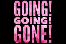 Going Going Gone August 2015 / Styles going out to make room for the new Fall/Winter catalogue styles.  All styles only available until August 31st.  Don't delay....order some today!  www.staceyjeans.jamberrynails.net