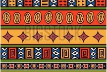 Afrikan ornamentteja