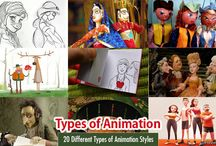 animation and artworks