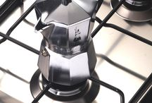 Moka Express and the exclusive coffee makers