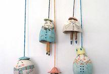 Ceramics: Bells