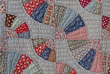 vintage flour and feed sack quilts / by Susan Gale