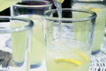 Perfect Summer Drinks / Just a few suggestions to keep you pleasantly tipsy throughout the summer months.