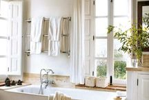 Interiors | Bathrooms / Getting clean never looked so good! / by Rebecca Bookwalter