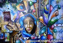 ANDRÉ MALENGA / Artista Plástico