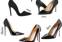 Sapatos salto alto / Sapatos salto alto